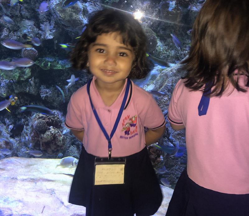 Pre-school in Ajman