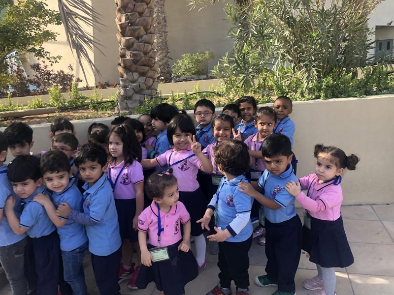 british nursery in Ajman