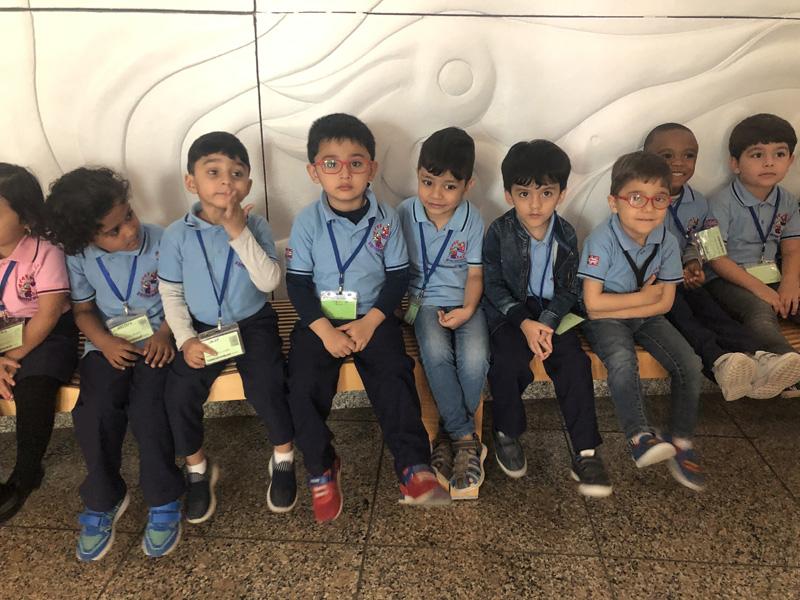 Pre-school in UAE