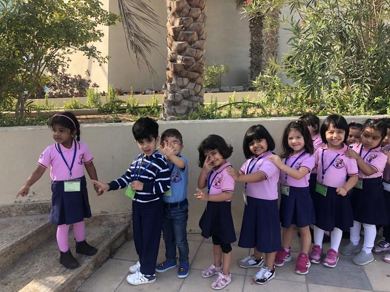 best nursery in sharjah